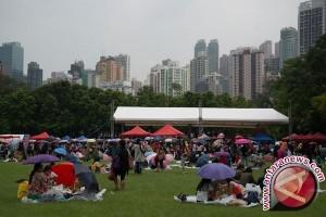 Suara Rindu Tanah Air Pada Peringatan Kemerdekaan RI di Hong Kong