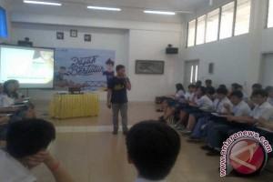 KPP Pratama Gelar Pajak Bertutur di Sekolah-sekolah