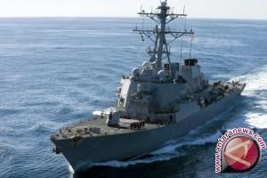 Kapal Perang AS Tabrak Kapal Minyak Dekat Singapura, Sepuluh Pelaut Hilang