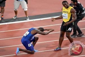 Televisi Dianggap Biang Keladi Usain Bolt Cedera