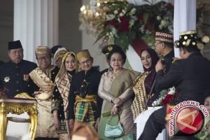 Meriahnya Perayaan Kemerdekaan di Istana