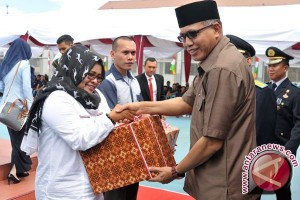 10 Warga Binaan LPP Martapura Batal Bebas