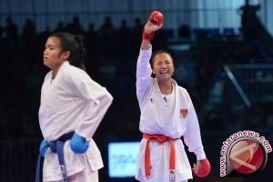 SEA Games 2017 - Resep Sukses Sari Raih Emas Perdana Karate