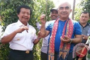 Wagub Babel Paparkan Potensi Investasi Kepada Wakil PM Uzbekistan