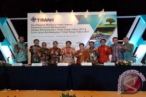 PT Timah Targetkan Dana Obligasi Rp1,2 Triliun