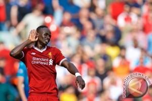 Liverpool Memimpin Sementara 2-0 Atas Arsenal