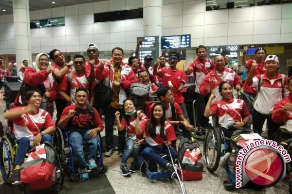 Kontingen ASEAN Para Games Indonesia Tiba Berbalut Optimisme