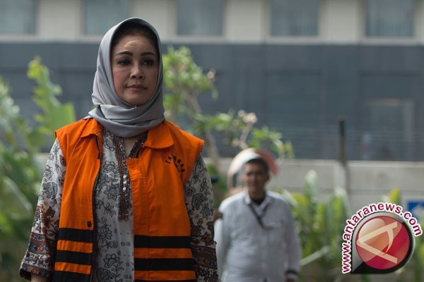 KPK Dalami Pungutan JLU Korupsi Siti Mashita