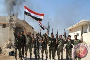Suriah Akhiri Blokade Bertahun-Tahun ISIS di Deir Ezzor