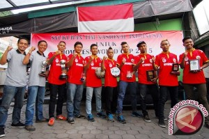 Indonesia Peringkat Kelima Homeless World Cup 2017