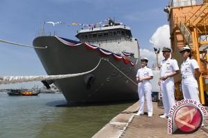 Senegal Minati Kapal Produksi PT PAL