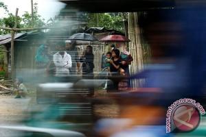 Myanmar Diduga Tanam Ranjau di Rute Pengungsian Rohingya