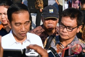 Presiden Tanyakan Soal OTT KPK di Banjarmasin