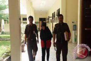 Mantan Bendahara DPPKAD Kabupaten Bangka Jalani Sidang Perdana