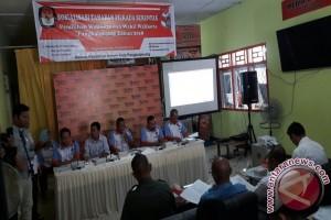 KPU Pangkalpinang Gelar Rapat Tahapan Pilwakot 2018