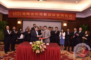 PT Timah - Yunnan Tin Group Jalin Kerja Sama Strategis