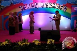 Gubernur Erzaldi Rosman Kukuhkan Bunda PAUD Provinsi Kepulauan Babel