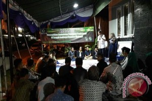 KAHMI Pangkalpinang Gelar Diskusi Kedaulatan Pedagang Tradisional