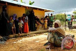 Bangladesh Longgarkan Akses Bantuan Untuk Pengungsi Rohingya