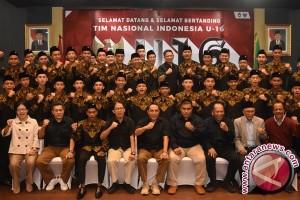 Timnas U-16 Bungkam Tuan Rumah Thailand 1-0