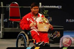 ASEAN Para Games - Indonesia Juara Umum Angkat Berat