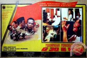 Kodim Aceh Utara Siapkan 31 Lokasi Nonton Pengkhianatan G30S/PKI