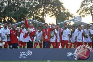 Indonesia Juara Umum Dengan 126 Emas ASEAN Para Games 2017