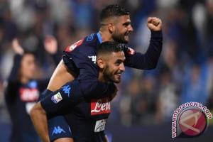 Ghoulam Cetak Gol Penentu Kemenangan Napoli Atas SPAL, 3-2
