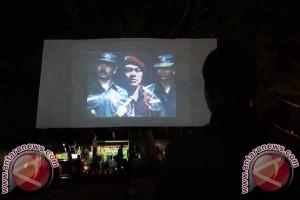 Pelajar SMA di Aceh Utara Antusias Nonton Film G-30S/PKI