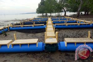 Keramba di Dusun Pulau Nangka Dilaporkan Terbengkalai