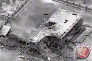 Serangan Udara Pimpinan AS Tewaskan 84 Warga Sipil Dekat Raqqa