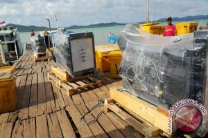 PLN Babel Rampungkan Infrastruktur Listrik Pulau Pongok