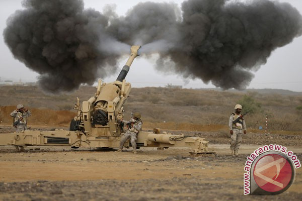 AU Arab Saudi cegat rudal balistik yang ditembakkan dari Yaman
