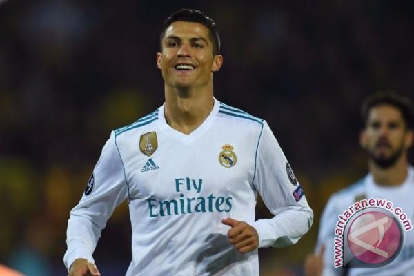 Ronaldo akan absen saat Madrid melawan Leganes