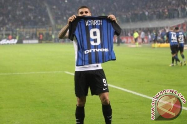 Bahagia di Inter, Mauro Icardi akan dapatkan kontrak baru