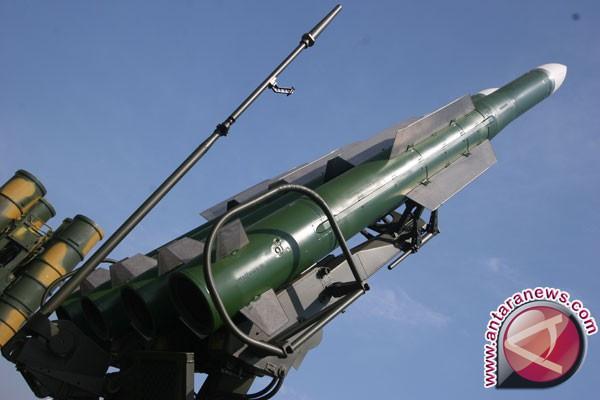 Ukraina pertama kalinya uji coba sistem rudal AS