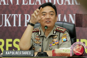 Polisi Ungkap Pembunuh Dua Pendekar di Surabaya