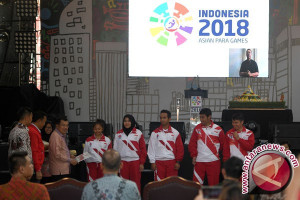Wapres Bangga Atas Prestasi Atlet Para Games