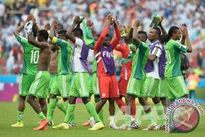 Nigeria Wakil Afrika Pertama Yang Lolos ke Piala Dunia 2018