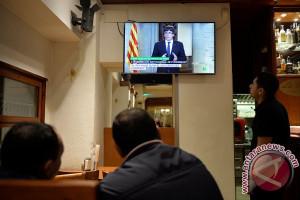 Pemimpin Catalonia Ditekan Agar Batalkan Kemerdekaan