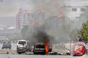 12 Gerilyawan, Lima Personel Keamanan Tewas Dalam Bentrokan Afghanistan