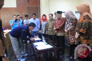 BKN, BKPSDMD dan Taspen Launching PPO dan LKO di Belitung