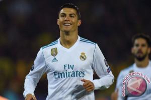 Real Madrid Atasi Getafe 2-1, Naik ke Posisi Dua Klasemen