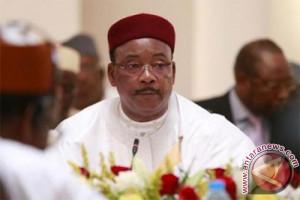 Presiden Terima Kunjungan Kehormatan Presiden Republik Niger