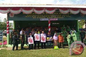 Kodam II/Sriwijaya Gelar Bakti Sosial di Kepulauan Babel