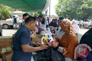 Pemkot Pangkalpinang Kembali Gelar Pasar Murah
