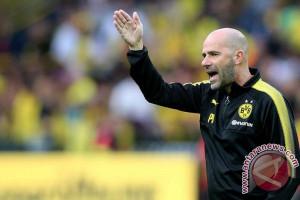 Imbang 2-2 Atas Frankfurt, Posisi Puncak Dortmund Terancam