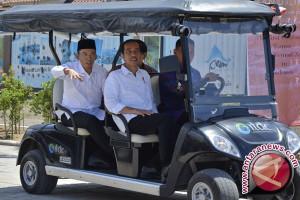 "Presiden Jokowi Promosikan Mandalika Melalui ""Vlog"""