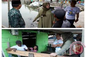 Endang Kusumawaty Kunjungi Masyarakat Nelayan Pangkalpinang