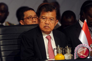 Vice President Kalla Witnesses Signing of Asean Games Sponsorship Agreement